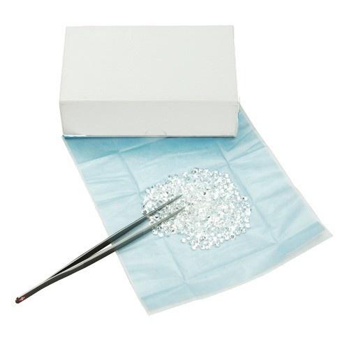 Belgium-made Universal Blue Diamond Parcel Papers
