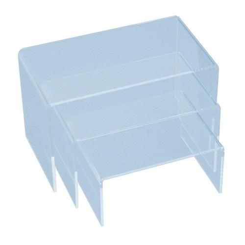 3-Piece Acrylic Riser Set