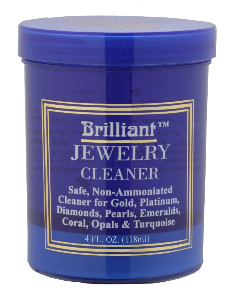 Brilliant® Jewelry Cleaning Solution 4-Oz