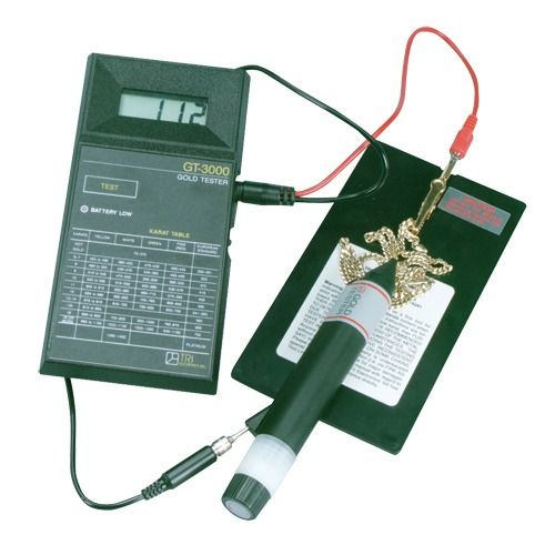 Tri-electronics Gt-3000 Gold Tester
