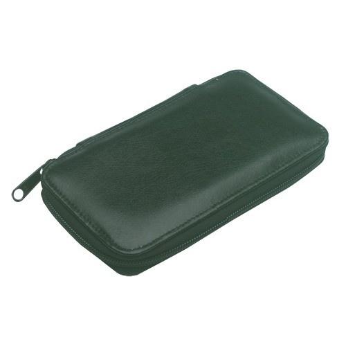 """Zippered Parcel Wallets, 7.5"""" L X 4"""" w"""