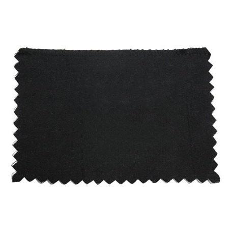 "Black Jewelry Polishing Cloth, 4.0"" X 6.0"""