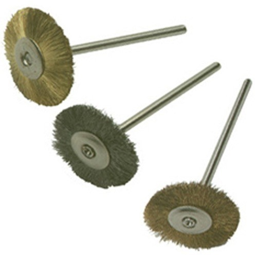 Mounted Metal Wheels