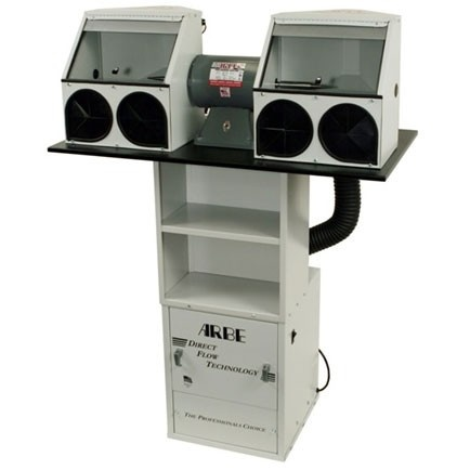 Arbe Machine™ Direct Flow Polishing System
