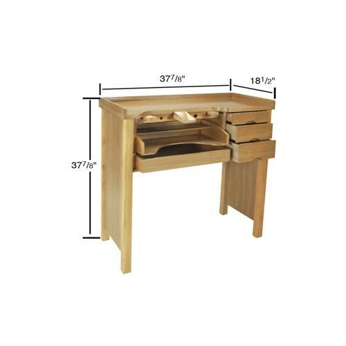 Standard Jeweler's Work Bench