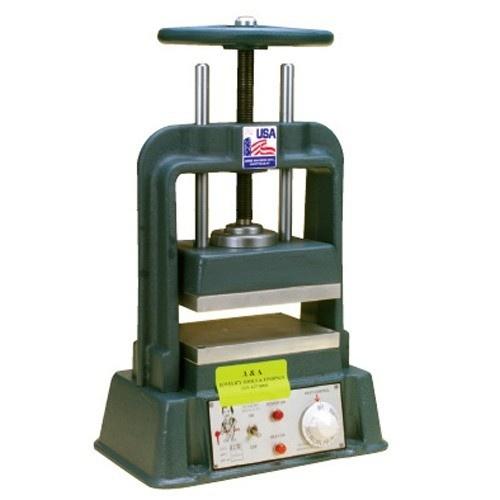 Arbe Machine™ Deluxe Vulcanizer (110V)