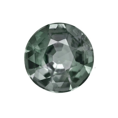 Synthetic Round Alexandrite