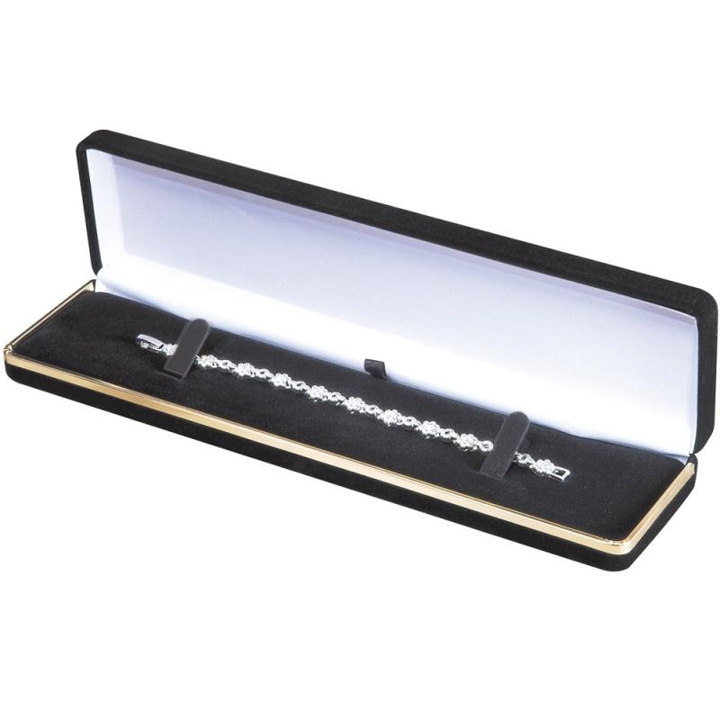 """""""Savannah"""" Medium Bracelet Box"""
