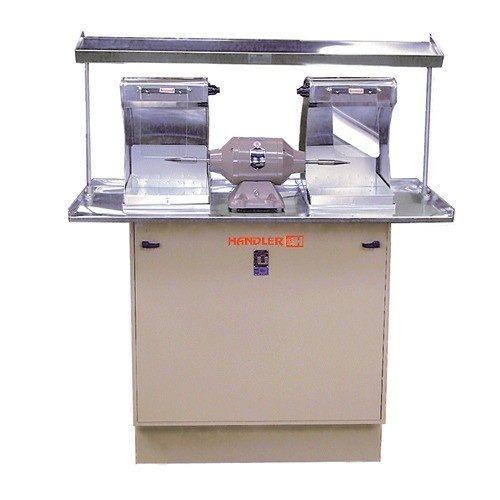Handler Mfg™ Dyna-vac 60c Polishing System