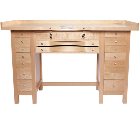 Jeweler's Workbench Built In The Usa