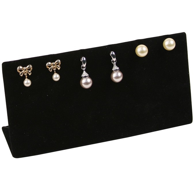 """3-Pair Earring Or Pendant Easels, 7.5"""" L X 2.5"""" h"""