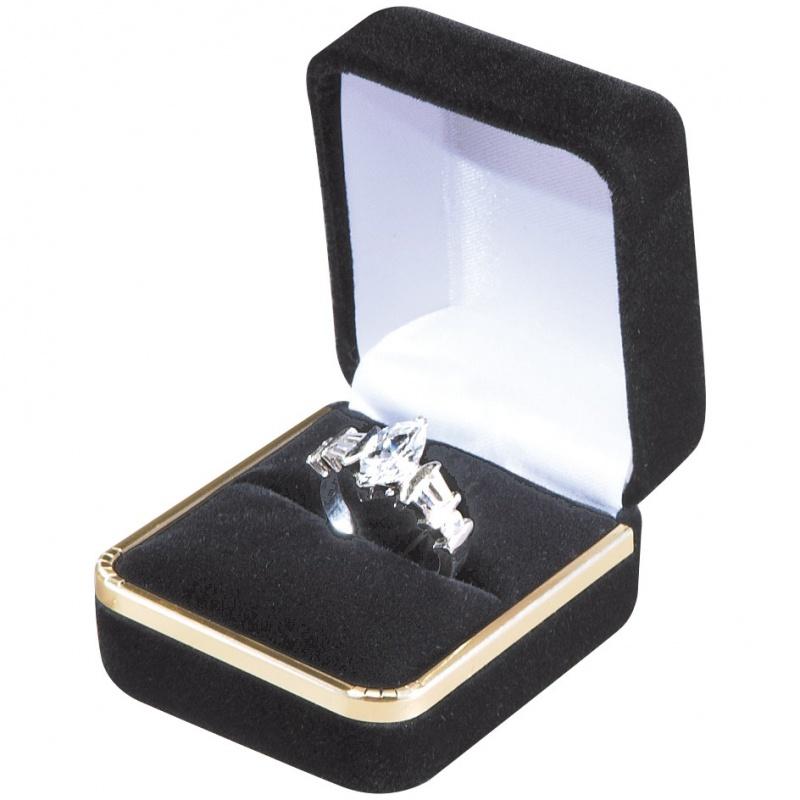 """""""Savannah"""" Ring Slot Box"""