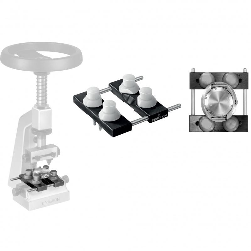 Waterproof Watch-Case Micro-Vises For Bergeon Case Presses