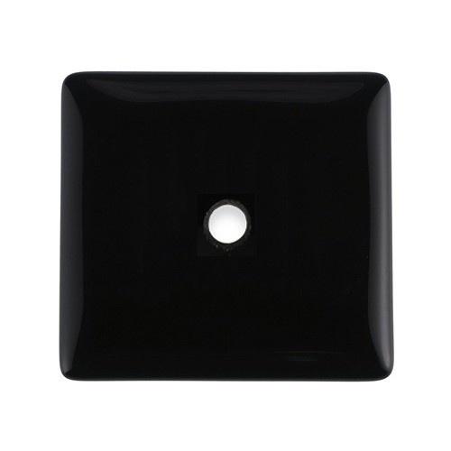 Square Onyx W/ Hole