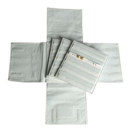 4 Layer Earrings Folder - Black