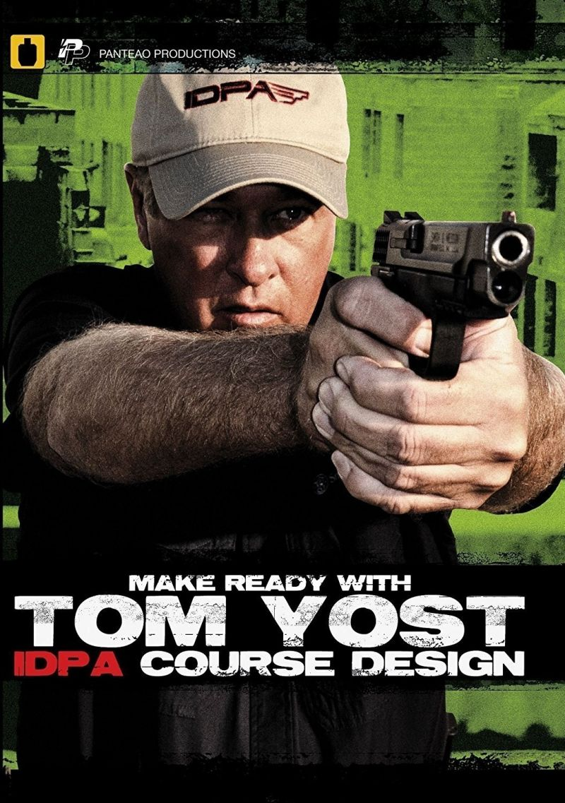 Panteao Productions: Make Ready With Tom Yost Idpa Course Design