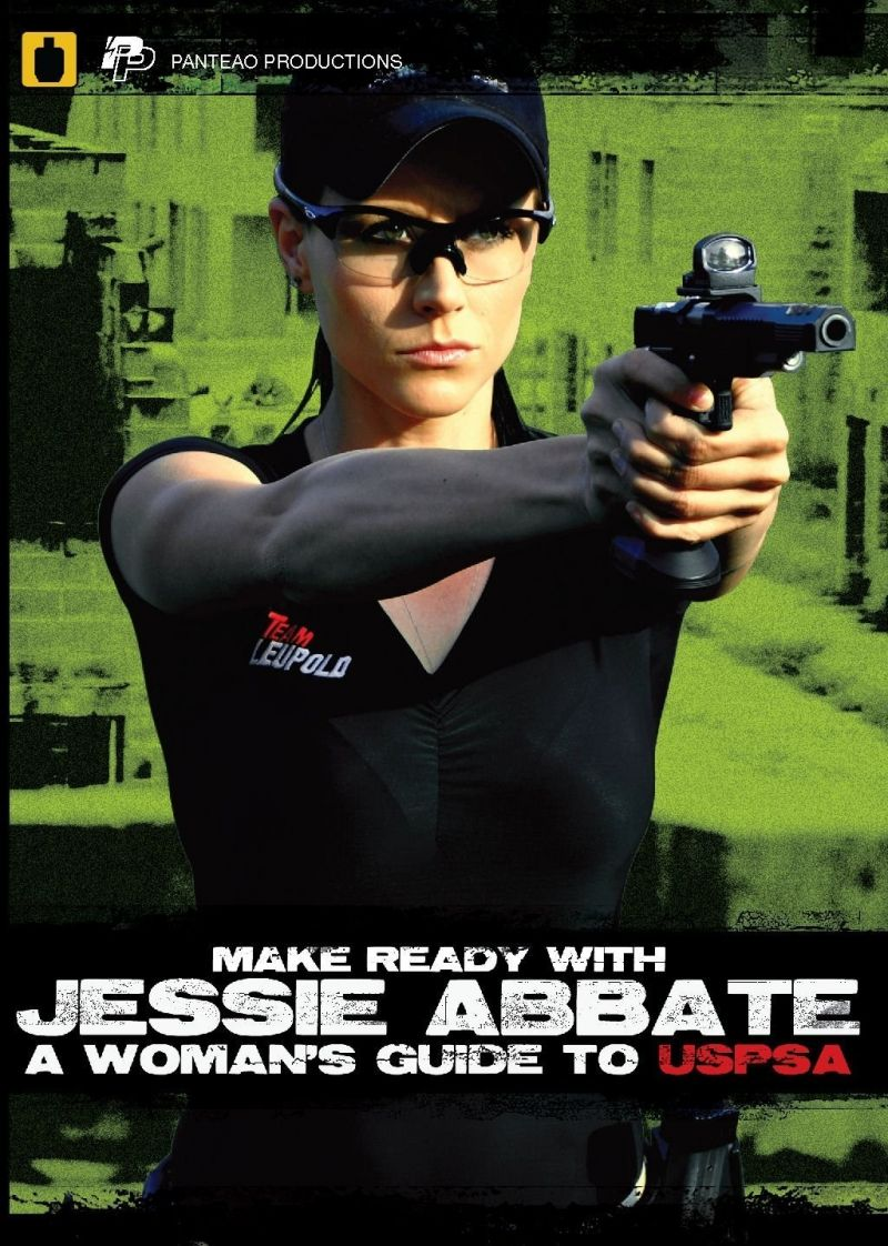 Panteao Productions: Make Ready With Jessie Abbate A Woman'S Guide To Uspsa