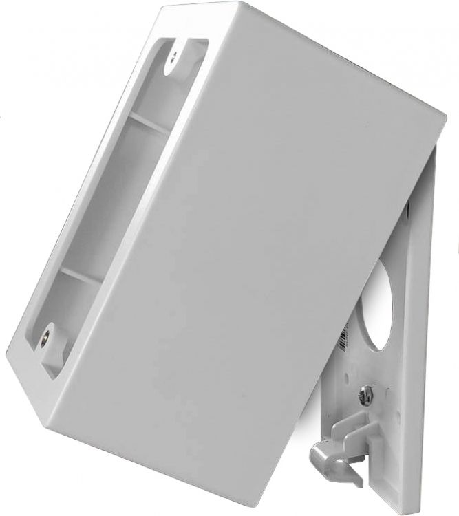 """Surf Plast Housing--2.65"""" Deep. (Mounts Vertically) Use With Wes555 Or Wes537 Pull Cord Stations And Wsm555 Or Wsm537"""