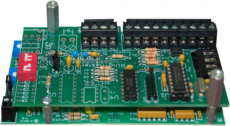 Dialer For Ss900a/ss900b/ss911. Used With Ss900a/b + Ss911 And Or Ss912 Remote Only With The Rm5000ex/cb901ex Systems.