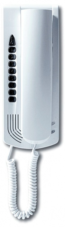 Handset-Wall-White-5 Wire-Tone
