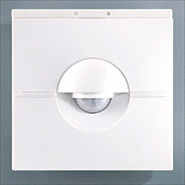 Motion Detector Module---White. 180 Degree Horizontal Range 5 Second To 8 Minute Timer 1-4 Meter Distance Range