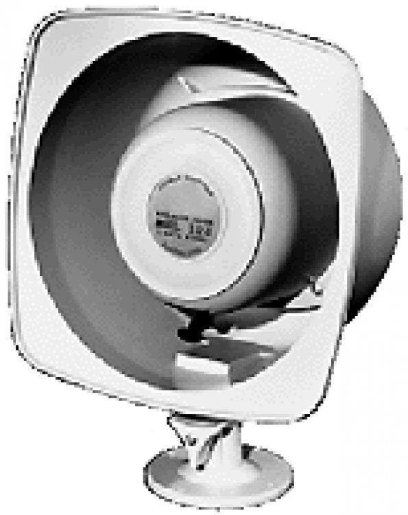 Paging Horn-12 Watts--70 Volts