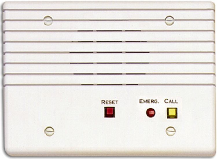 Rem. Duty Station--Plas.-Nc300. Used With Nc300 Microprocessor Nurse-Call Systems And Hc345c Emergency-Call Systems Only