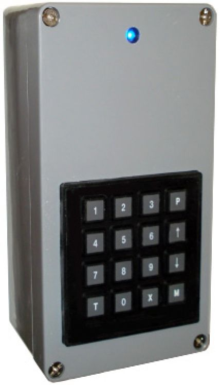 Master--surface--outdoor--20w. Used With Optional Gd509 Handset And 306-8 Speaker Unit.