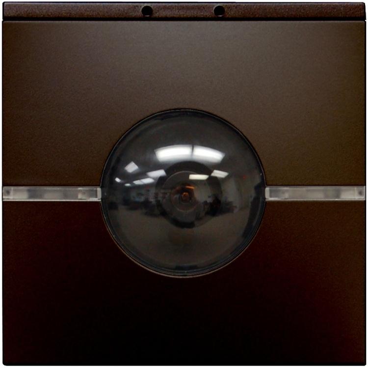 B+w Camera Module-nocoax-brown. 380 Lines Of Resolution Has Built-in I/r Illuminators 0.8 Lux / 15-18vdc 150ma..