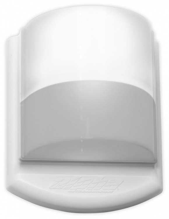 Teller Dome Light+Buzzer-24Vdc. Operates On 24Vdc - Requires 1 Or 2-Gang Electrical Box Requires 24Vdc Power Source
