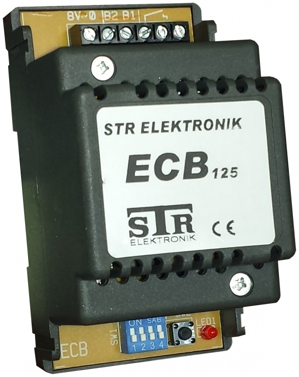 Control Unit For 'com' Module. Requires T1240 Transformer For Power. Can Handle Up To 125 5-digit Codes.