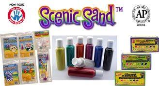 Activa Scenic Sand Assortment