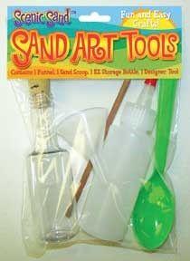 Sand Art Tools Kit