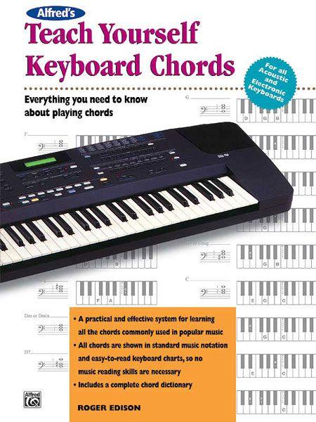 Alfred's Teach Yourself Keyboard Chords