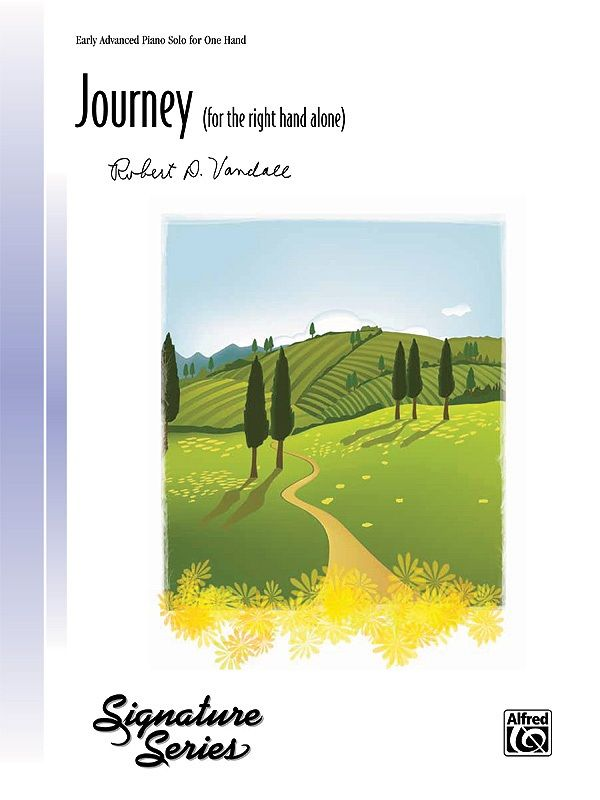 Journey (for Right Hand Alone)