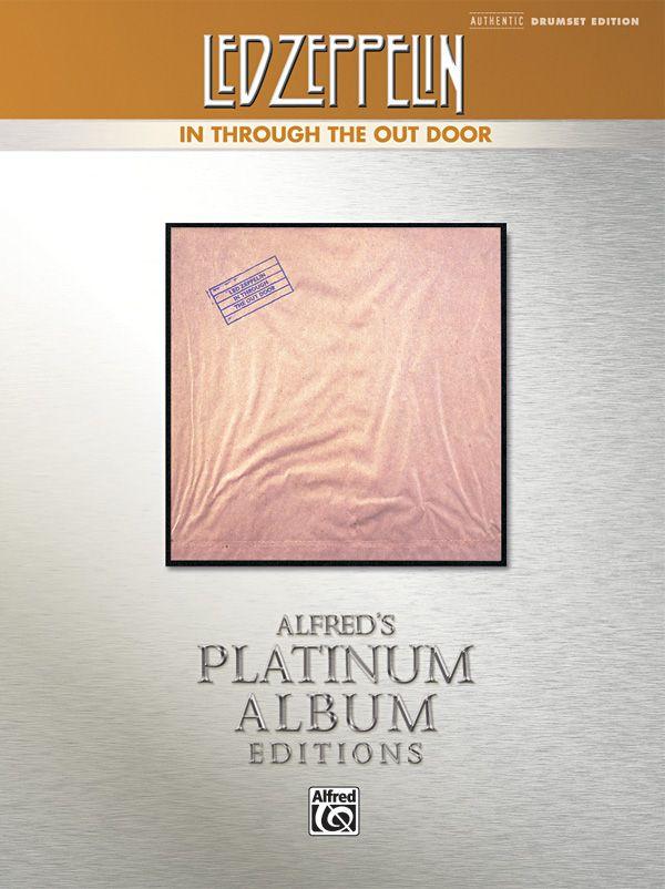 Led Zeppelin: In Through The Out Door Platinum Album Edition