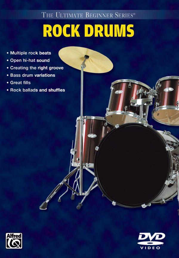 Ultimate Beginner Series: Rock Drums