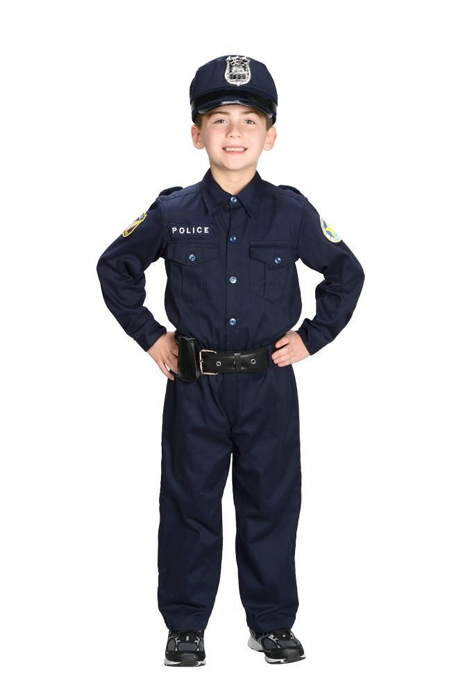Police Officer Suit