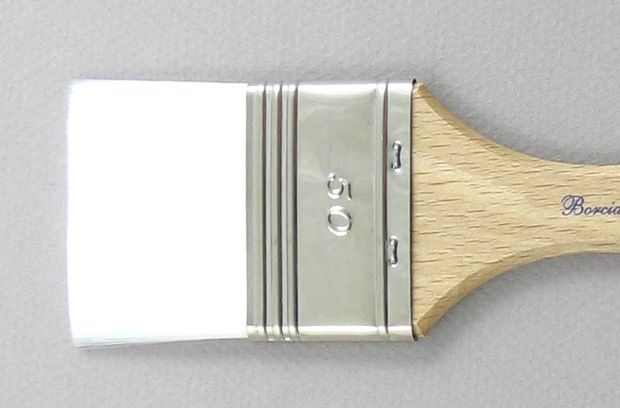 Synthetic Hair Series 207 Square Wash Size 50 Brush