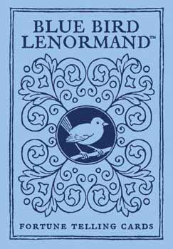 Blue Bird Lenormand Deck