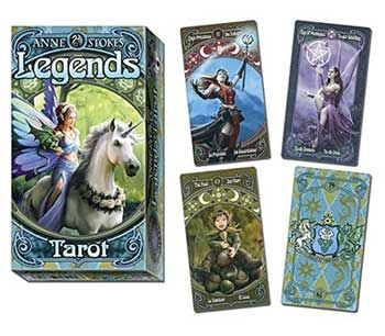 Anne Stokes Legends Traot By Anne Stokes