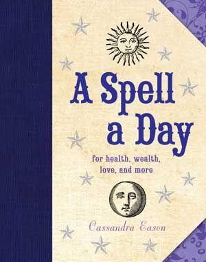A Spell A Day (Hc) By Cassandra Eason