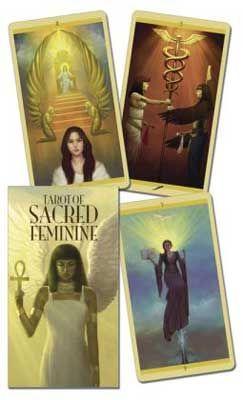 Tarot Of Sacred Feminine By Floreana Nativo