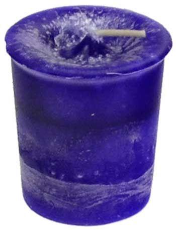 Third Eye Chakra Votive Candle