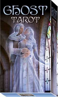 Ghost Tarot Deck By Davide Corsi