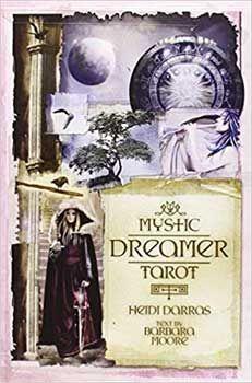 Mystic Dreamer Tarot (Deck And Book) By Heidi Darros