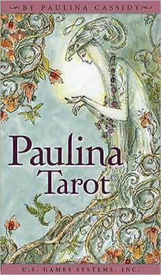 Paulina Tarot Deck By Paulina Cassidy