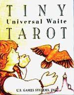 Tiny Universal Waite Tarot By Smith & Hanson-robert