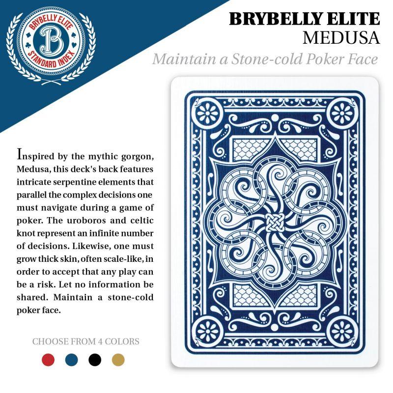 Brybelly Elite Standard Index (6 Red/6 Blue)