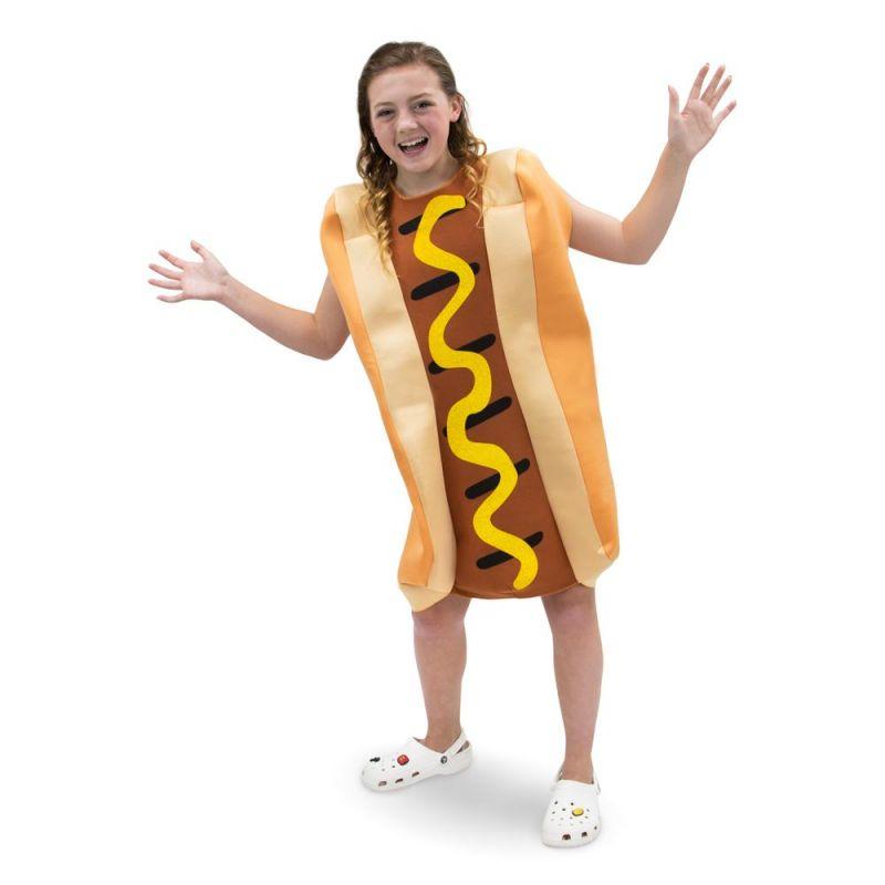 Children's Hot Dog Costume